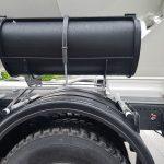 Canaleta auxiliar camión hormigón